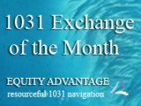 1031 Exchange Real Estate of the Month