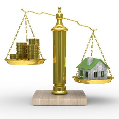 Gold vs Real Estate