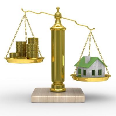 Gold vs Real Estate