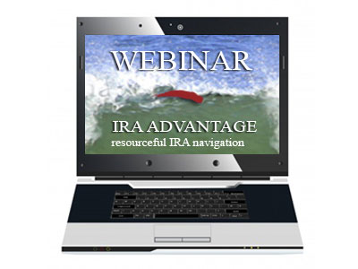 Webinar: Opportunities & Solutions For Those Wanting Off Wall Street's Roller Coaster