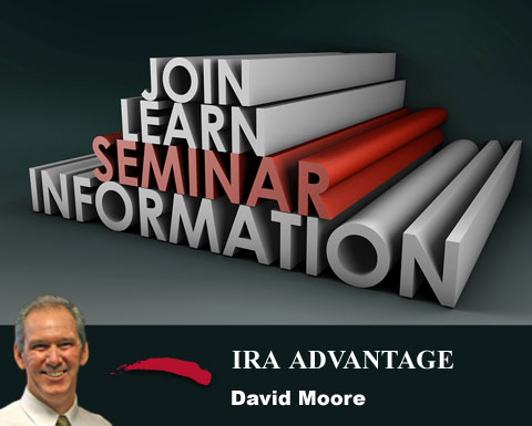 Using a Self-Directed IRA to Buy Real Estate: Expert David Moore Speaks at Salishan