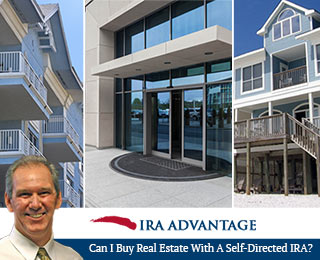 Can I Buy Real Estate With A Self-Directed IRA?