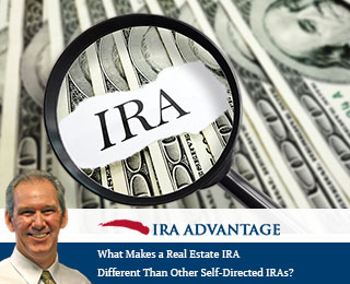 What Makes A Real Estate IRA Different Than Other Self-Directed IRAs?