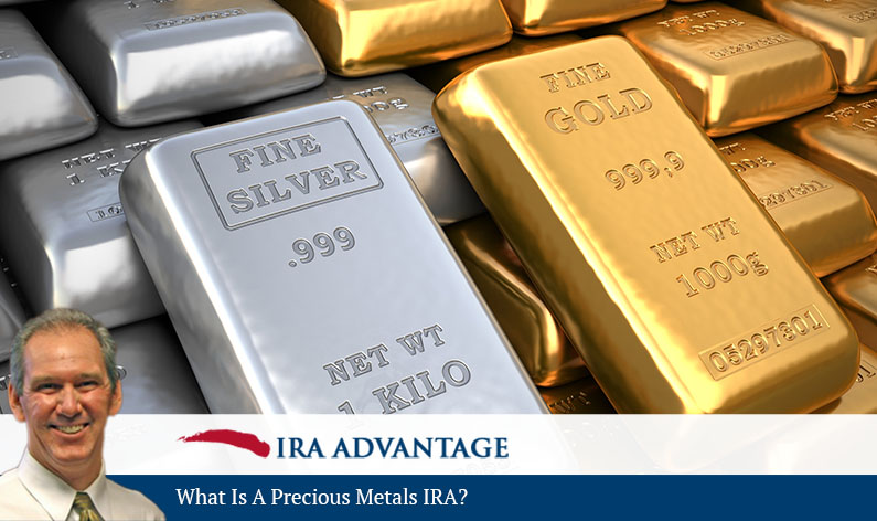 What is a precious metals IRA?