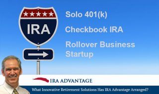What Innovative Retirement Solutions Has IRA Advantage Arranged?