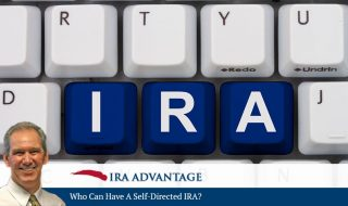 Who Can Have A Self-Directed IRA?