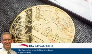 IRA Experts Say Invest In What You Know – Cryptocurrency