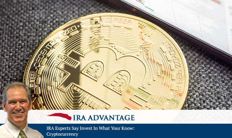 IRA Experts Say Invest In What You Know - Cryptocurrency