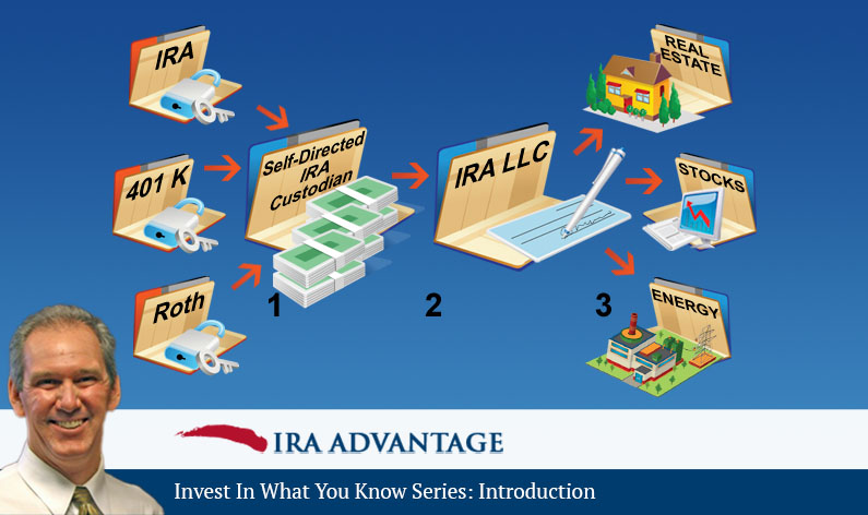 IRA experts say invest in what you know