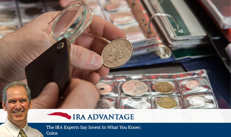IRA Experts Say Invest In What You Know - Coins