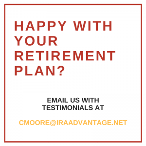 Are You Happy With Your Retirement Plan