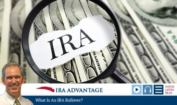 What Is An IRA Rollover?
