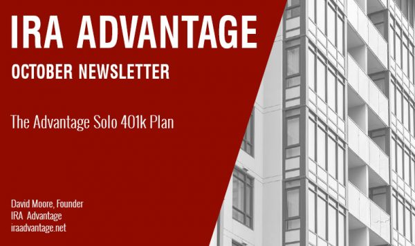 The Advantage Solo 401k Plan