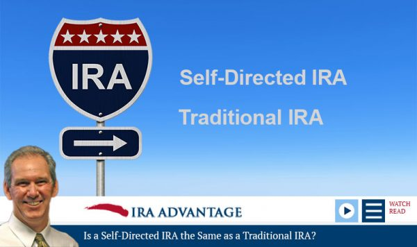 Is a Self-Directed IRA the Same as a Traditional IRA?