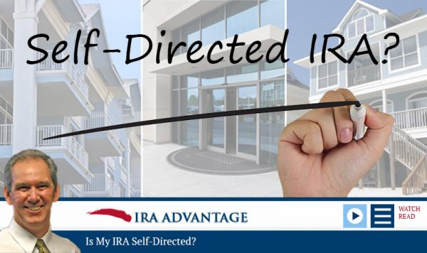 Is My IRA Self-Directed?