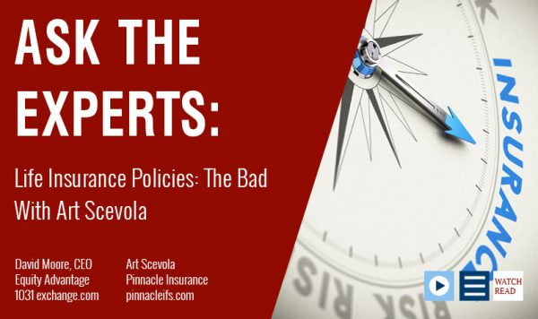 Life Insurance Policies: The Bad