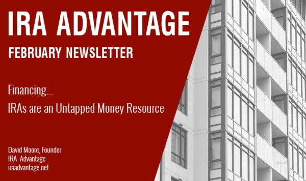 Financing… IRAs are an Untapped Money Resource