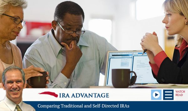 Comparing Traditional and Self-Directed IRAs