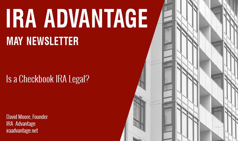 Is a Checkbook IRA Legal?