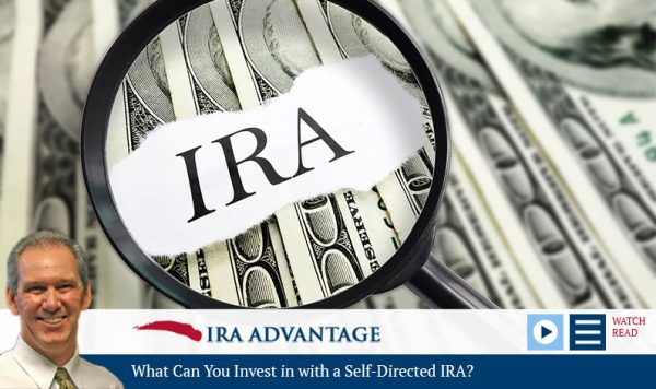 What Can You Invest in with a Self-Directed IRA?