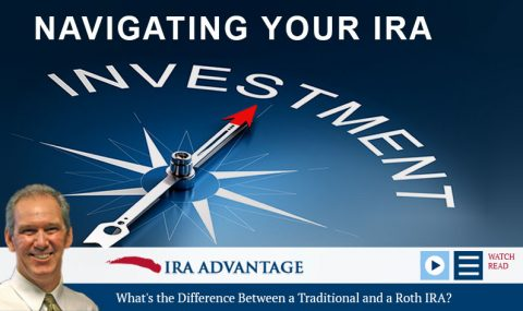 What's the Difference Between a Traditional and Roth IRA?