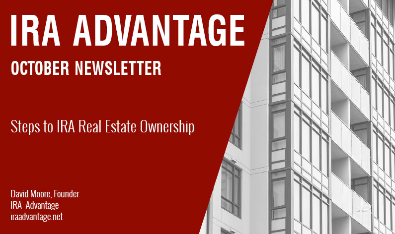 Steps to Real Estate Ownership