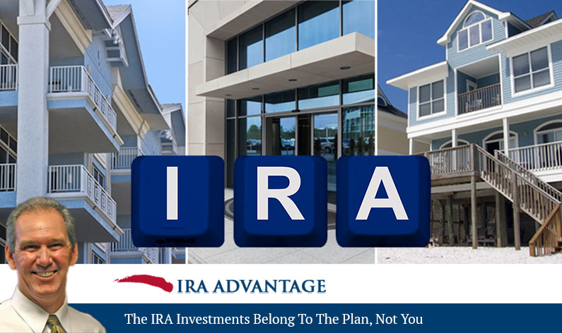 The IRA Investments Belong To The Plan, Not You