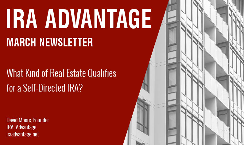 What Kind of Real Estate Qualifies for a Self-Directed IRA