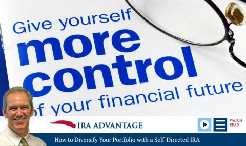 How to Diversify Your Portfolio with a Self-Directed IRA
