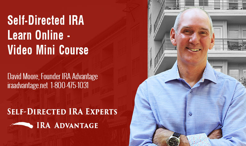 Self-Directed IRA Learn Online - Video Mini Course