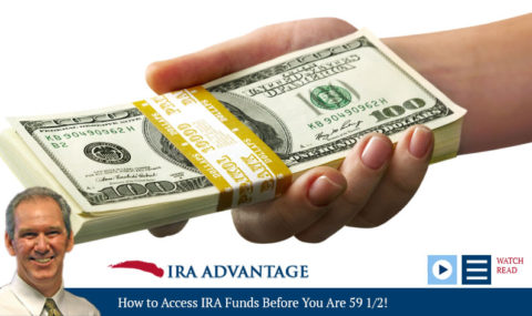 How to Access IRA Funds Before You Are 59 1/2!