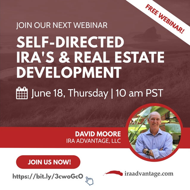 Self-Directed IRAs & Real Estate Development