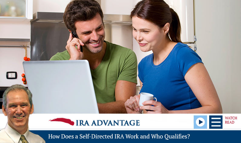 How Does a Self-Directed IRA Work and Who Qualifies_