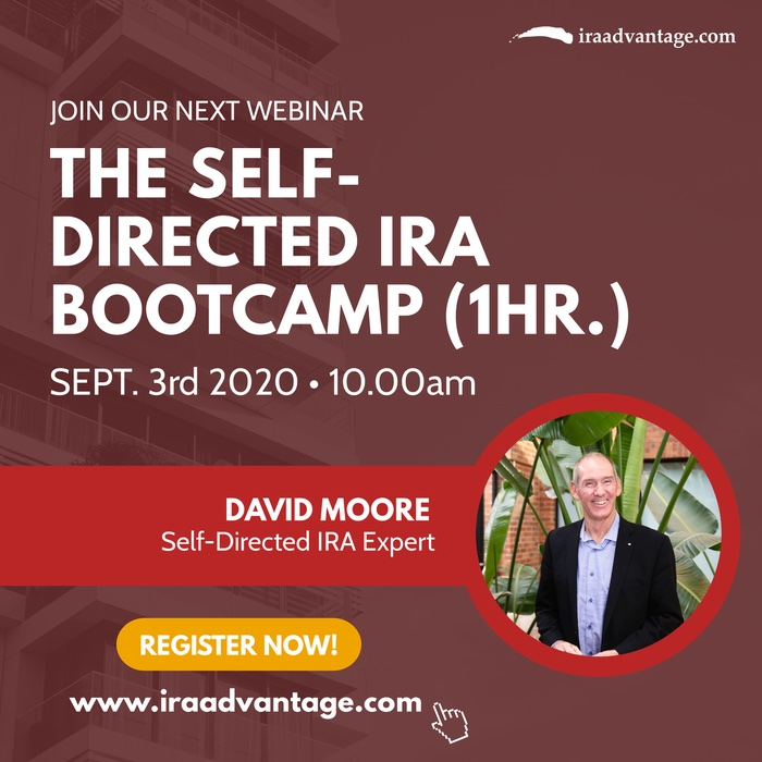 The Self-Directed IRA Bootcamp