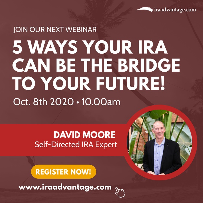 5 Ways Your IRA Can Be the Bridge To Your Future